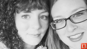 Cousins Isabella George, 19, and Rebekah Forgey, 20, attacked by four pit bulls on October 1, 2015
