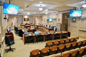 Halifax City Council Chambers